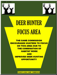 Deer Hunter Focus Area