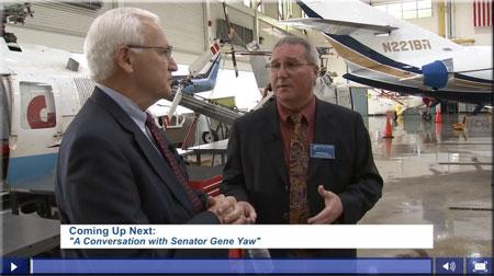 A Conversation With Senator Gene Yaw