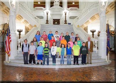Ferrell Elementary Students
