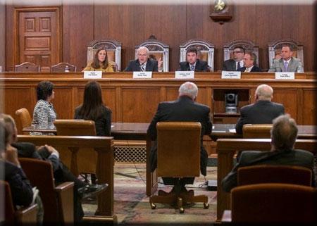 Senate Commitee Hearing