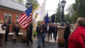 Sullivan County Veteran Memorial Dedication