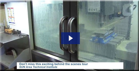 Touring Sun Area Technical Institute (Video)