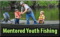 Mentored Youth Fishing