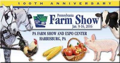 100th PA Farm Show
