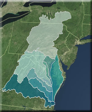PA Conservation Districts in Bay Watershed