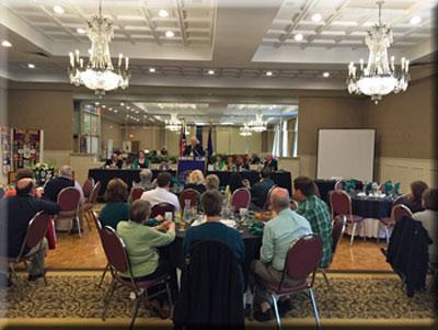 Williamsport Kiwanis Club Meeting