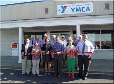 Mifflinburg YMCA Ribbon Cutting
