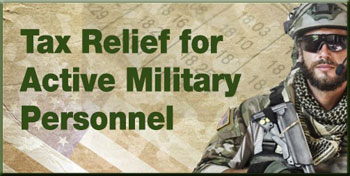 Military Tax Relief