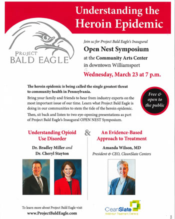 Project Bald Eagle Open Nest Symposium