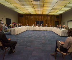Penn College roundtable