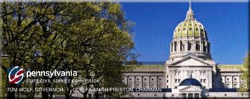 PA State Civil Service Commission