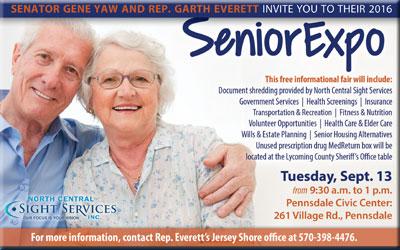 September 13 senior Expo