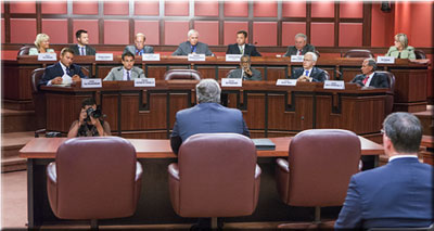 Senate Judiciary Committe Hearing