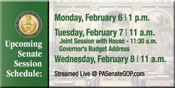 Senate Session Live